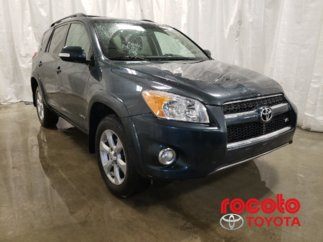 Toyota RAV4 * LIMITED * TOIT OUVRANT * MAGS * CUIR * 2011