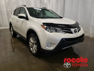 Toyota RAV4 * Limited AWD * CUIR * TOIT OUVRANT * 2013