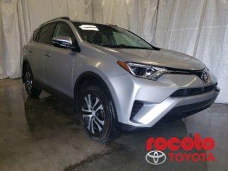 Toyota RAV4 * LE FWD * GR ÉLECTRIQUE * 2016
