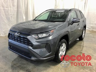 Toyota RAV4 4CYL AWD LE 2019