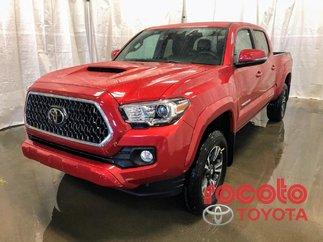Toyota Tacoma TRD-Sport Cuir 2019