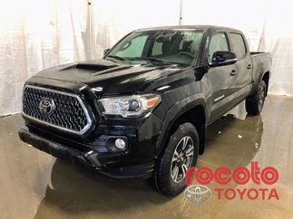 Toyota Tacoma TRD-Sport Groupe Amélioré (Cuir, Toit ouvrant) 2019