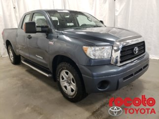 Toyota Tundra * SR5 * GR ÉLECTRIQUES * 6 PASSAGERS * 2009