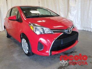 Toyota Yaris CE MANUEL 2015