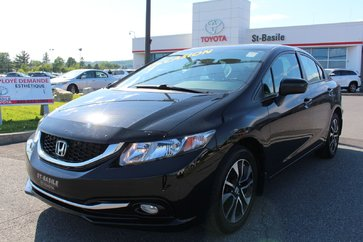 Honda Civic Sedan EX MAG CAMERA RECUL SIEGES CHAUFFANTS 2015