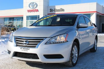 Nissan Sentra SV TOIT OUVRANT MAGS SIÈGES CHAUFFANTS BLUETOOTH 2013