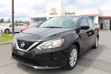 Nissan Sentra SV MAGS TOIT SIEGES CHAUFFANTS BLUETOOTH 2016