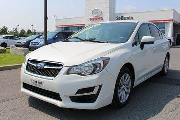 Subaru Impreza AWD 2L W/TOURING PKG MAGS SIEGES CHAUFFANTS CAMERA 2015