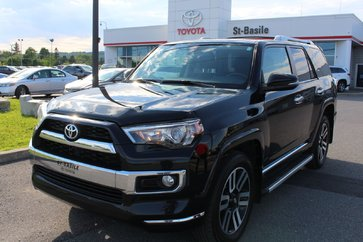 Toyota 4Runner LIMITED AWD MAGS TOIT CUIR SIÈGES CHAUFFANTS GPS 2016