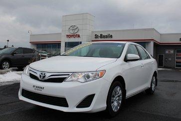 Toyota Camry LE BLUETOOTH  CAMERA DE RECUL 2014