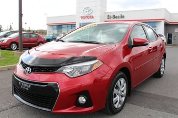 Toyota Corolla S CAMERA RECUL SIEGE CHAUFFANTS 2014
