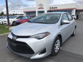 Toyota Corolla CE GR ELECTRIQUE AIR CLIMATISE CAMERA RECUL 2018