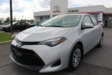 2019 Toyota Corolla LE BLUETOOTH SIEGES CHAUFFANTS CAMERA RECUL