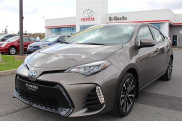 Toyota Corolla SE AMELIORE CUIR TOIT MAGS SIEGES CHAUFFANTS 2019