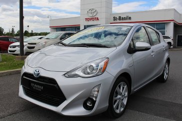 Toyota Prius C TECHNOLOGIE CUIR MAGS TOIT GPS CAMERA RECUL 2016