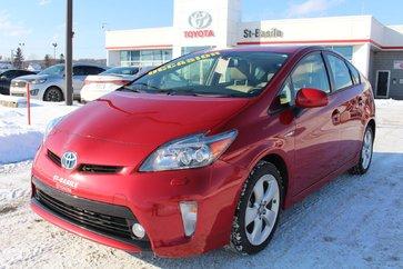 Toyota Prius TOURING CUIR SIÈGES CHAUFFANTS CAMÉRA RECUL 2015