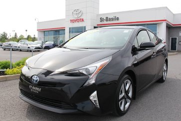 Toyota Prius TOURING MAGS GPS CAMERA RECUL SIEGES CHAUFFANTS 2017