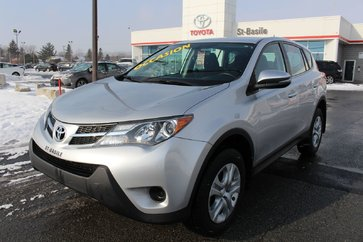 Toyota RAV4 LE BLUETOOTH AIR CLIMATISE 2015
