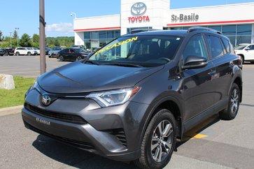 Toyota RAV4 LE AWD MAGS SIÈGES CHAUFFANTS CAMERA RECUL 2018