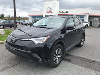 2018 Toyota RAV4 LE AWD BLUETOOTH SIEGES CHAUFFANTS CAMERA RECUL