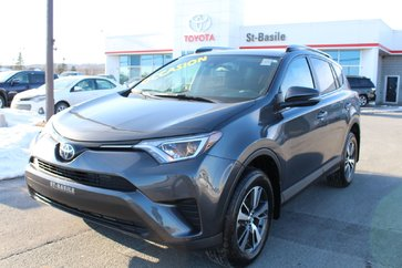 Toyota RAV4 LE AWD BLUETOOTH MAGS CAM RECUL SIEGES CHAUFFANTS 2018