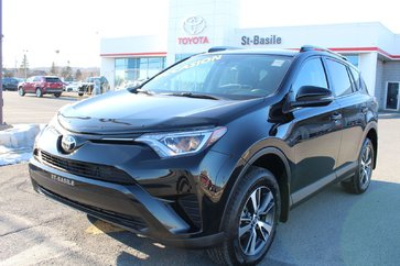 Toyota RAV4 LE MAGS CAMERA DE RECUL SIEGES CHAUFFANTS 2018