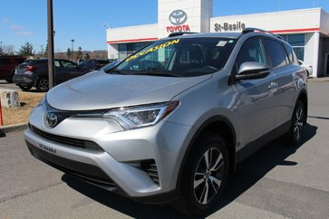 Toyota RAV4 LE AWD MAGS SIEGES CHAUFFANTS BLUETOOTH CAM RECUL 2018