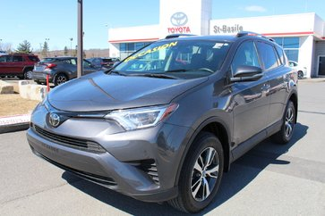 Toyota RAV4 LE AWD MAGS BLUETOOTH CAM RECUL SIEGES CHAUFFANTS 2018