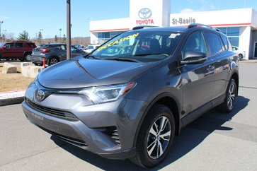 Toyota RAV4 LE AWD BLUETOOTH CAMERA DE RECUL 2018