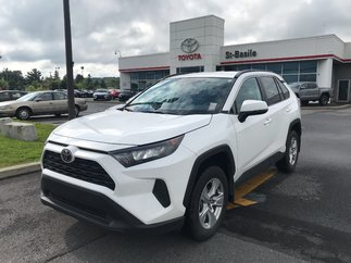 Toyota RAV4 LE  AWD MAGS SIEGES CHAUFFANTS CAMERA RECUL 2019