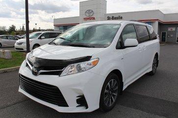 Toyota Sienna LE AWD MAGS BLUETOOTH CAMERA RECUL 2018