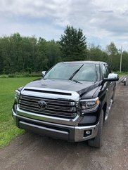 Toyota Tundra CREWMAX EDITION 1794 V8 5.7L MAGS CUIR TOIT 2018