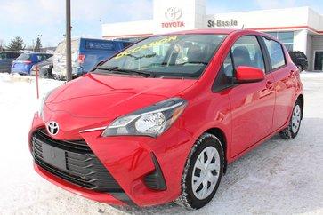 2018 Toyota Yaris Hatchback LE BLUETOOTH CAMÉRA RECUL SIÈGES CHAUFFANTS