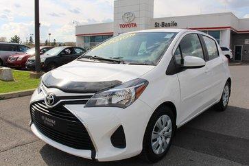 Toyota Yaris LE BLUETOOTH AIR CLIMATISE GR. ELECTRIQUE 2016