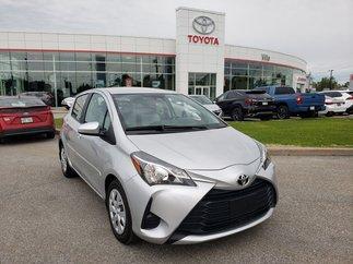 2018 Toyota Yaris 5-dr LE convenience pkg auto