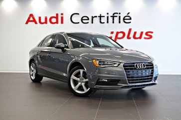 Audi A3 1.8T Komfort-*0.9% disponible 2015
