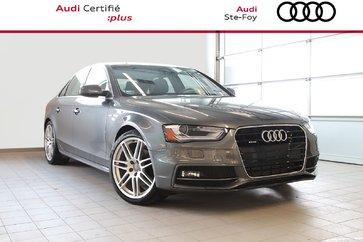 Audi A4 Progressiv | S-LINE | NAV 2014