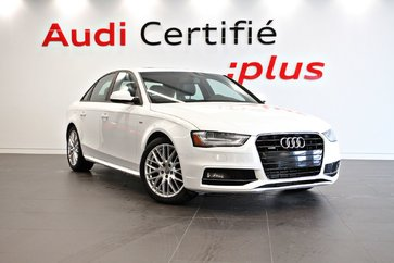 Audi A4 Komfort plus - *0.9% DISPONIBLE 2015
