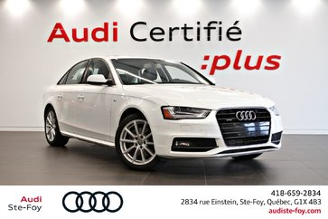 Audi A4 Progressiv plus - *0.9% DISPONIBLE 2015