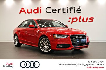 Audi A4 Komfort plus- *0.9% DISPONIBLE 2015