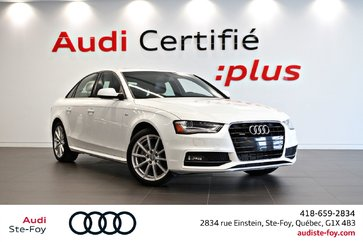 Audi A4 Progressiv plus-*0.9% Disponible 2015