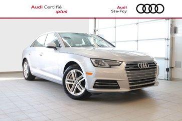 Audi A4 Komfort 2017