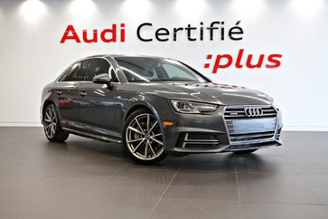 Audi A4 PROGRESSIV-S-LINE,*0.9% Disponible 2017