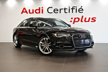 Audi A6 TECHNIK-*0.9% Disponible 2016