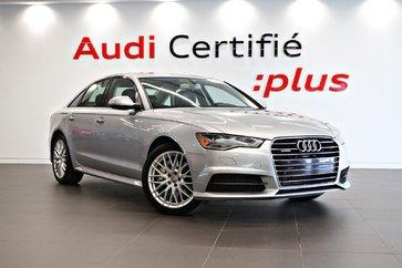 Audi A6 Progressiv - DÉMO- *0.9% Disponible 2018