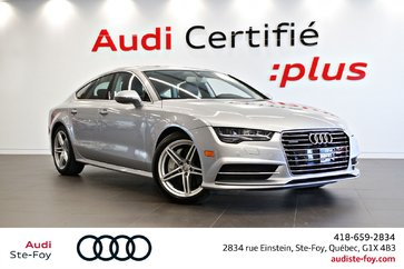 Audi A7 SPORTBACK Progressiv Liquidation! *0.9% Disponible 2018