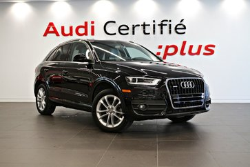 Audi Q3 Technik-*0.9% Disponible 2015