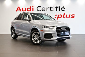 Audi Q3 Komfort-*0.9% Disponible 2016
