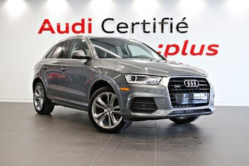 2017 Audi Q3 Progressiv-Cam de recul-*0.9% disponible