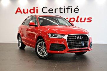 Audi Q3 Komfort - LIQUIDATION DES Q3 NEUFS 2018